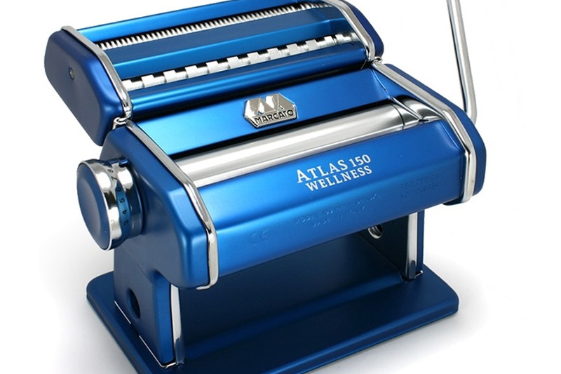 Marcato Atlas 150 Pasta Machine, Color Anodized