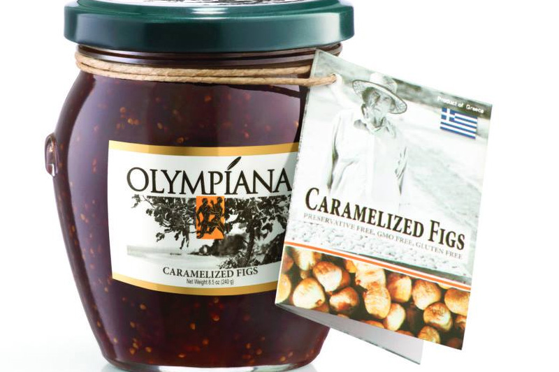 Olympiana Caramelized Figs