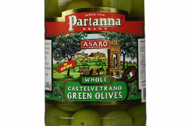 Partanna Whole Castelvetrano Green Olives