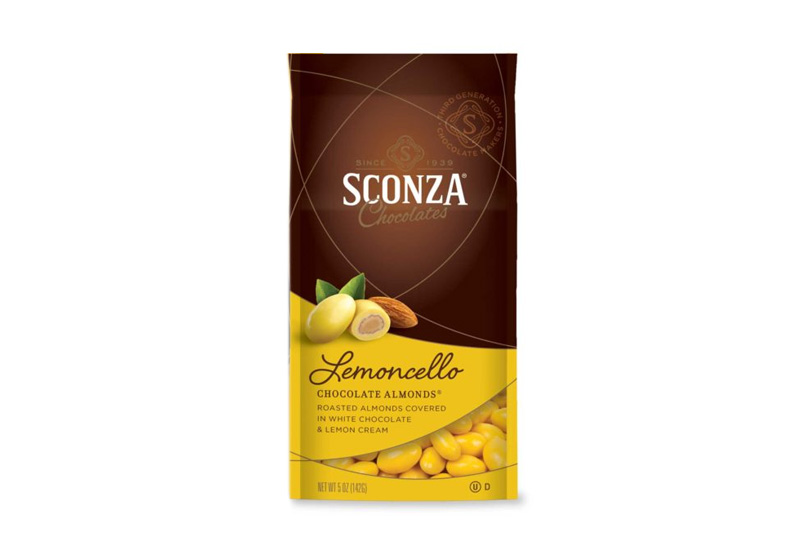 Sconza Lemoncello Almonds