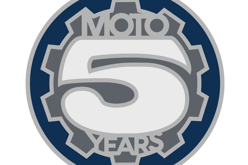 5 Years of Moto